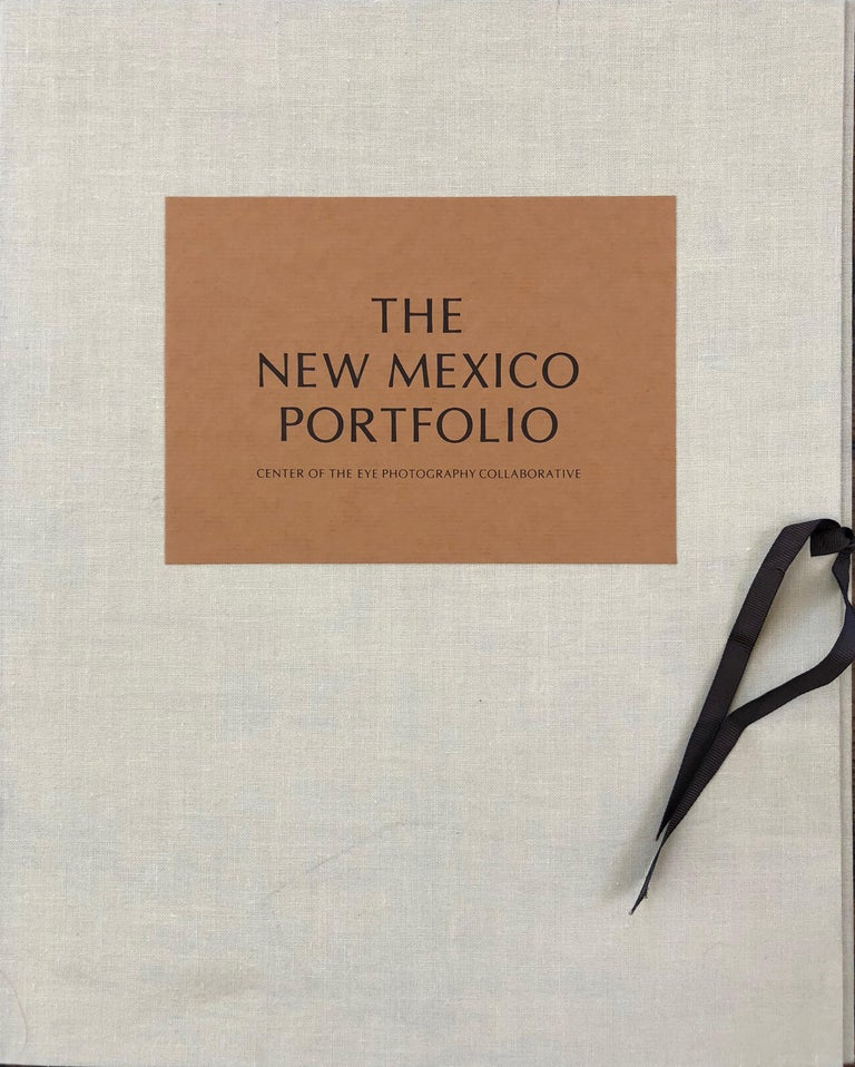 The New Mexico Portfolio. 1976. Twenty Prints by New Mexico Photographers.