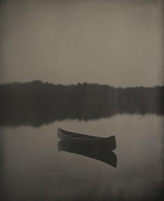 Curtis Wehrfritz, Lost Canoe, wetplate collodion.