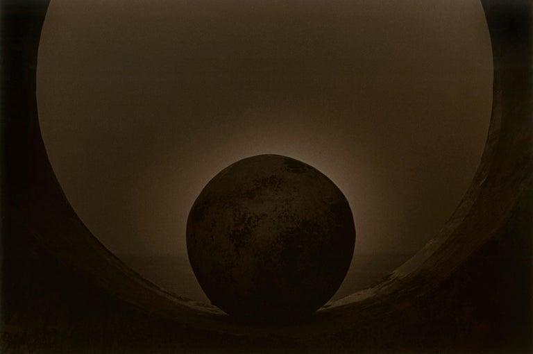 Yamamoto Masao, #1635, from Kawa=Flow, 2015, gelatin silver print.