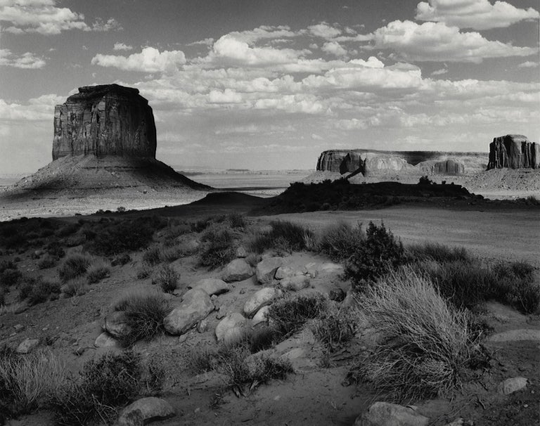 Kurt Markus, Monument Valley, 2002, framed print.