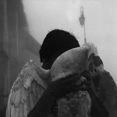 Debbie Fleming Caffery. Nexicolis, Mexico, 1995, (boy with goose)