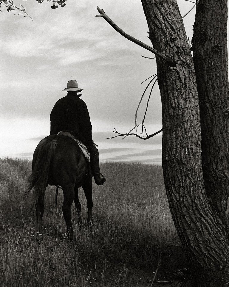 Kurt Markus, Arthur, Y's for Living, Triangle Ranch, Nebraska, 1987