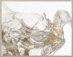 Prairie Wind, Gold Leaf, Unframed
