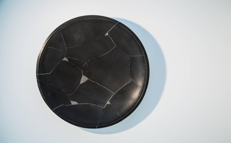 Kintsugi Sound Bowl(s) by Tom Palmer, inspired by Japanese art of Kintsugi For Sale 4