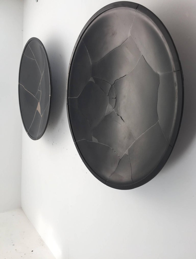 Kintsugi Sound Bowl(s) by Tom Palmer, inspired by Japanese art of Kintsugi