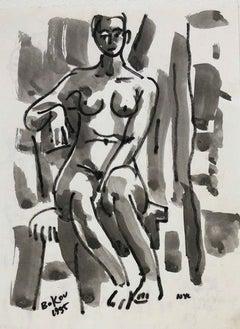 Grey Nude