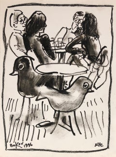 Bird Chairs