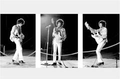 Jimi Hendrix Triptych, 1967