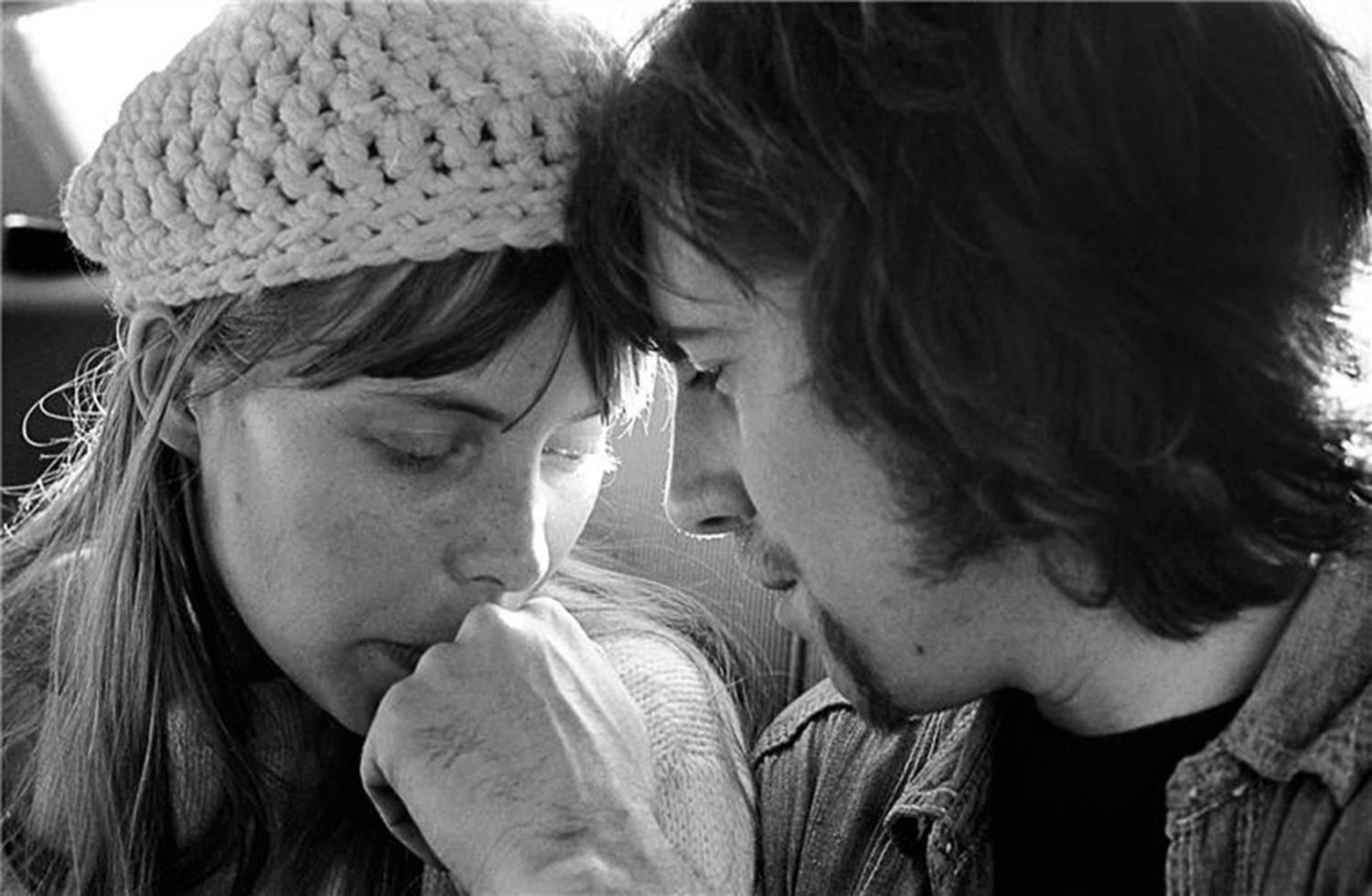 Henry Diltz Joni Mitchell And Graham Nash Ca 1969 For