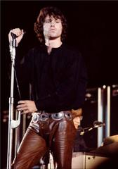 Jim Morrison, Hollywood Bowl, 1968