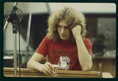 Robert Plant, Led Zeppelin, NYC, 1969