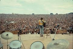 John Sebastian, Woodstock, New York 1969