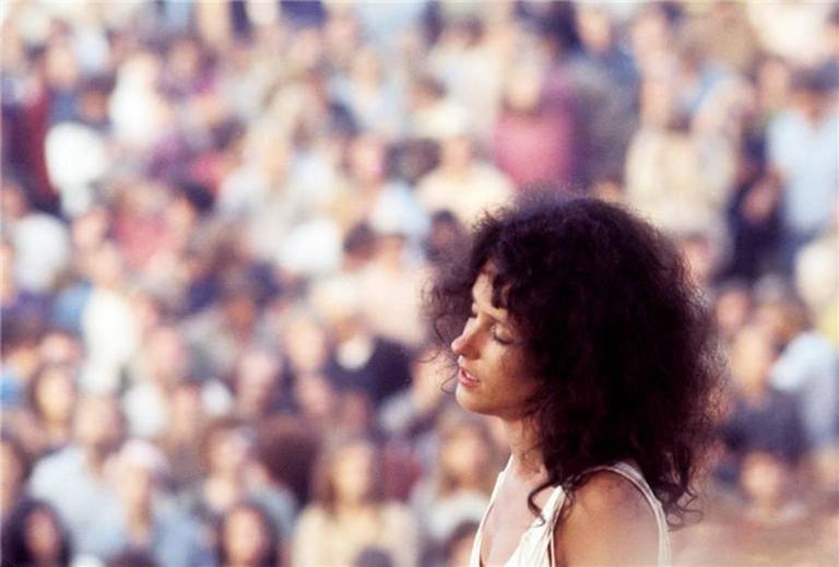 Henry Diltz - Grace Slick, Woodstock, Ny 1969, Photograph -3611