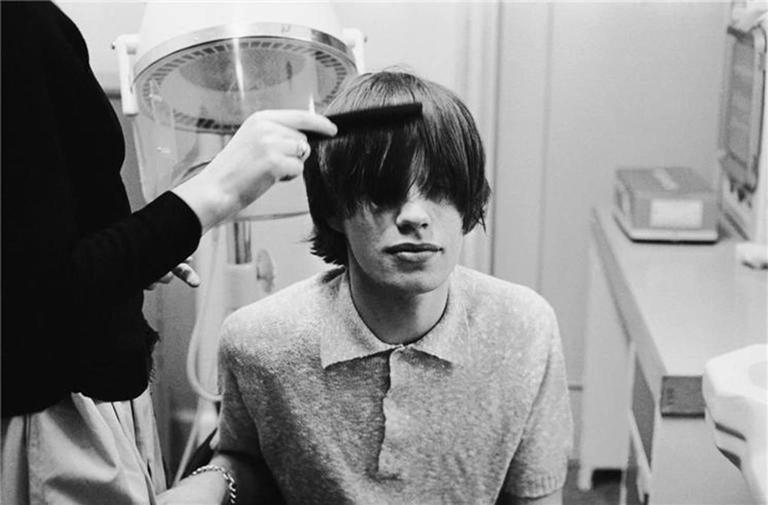 Terry O'Neill Portrait Photograph - Mick Jagger