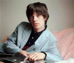Mick Jagger, 1963