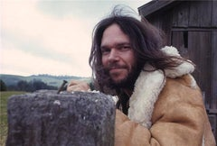 Neil Young Barn 1971