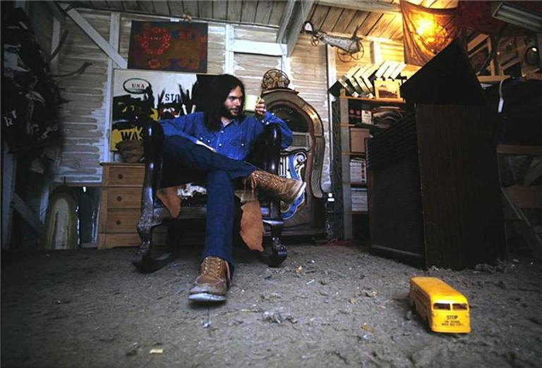 Neil Young Juke Box, 1971