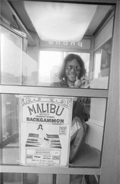 Neil Young, Phone Booth, 1971