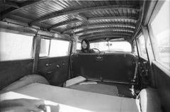 Neil Young in Car, 1971