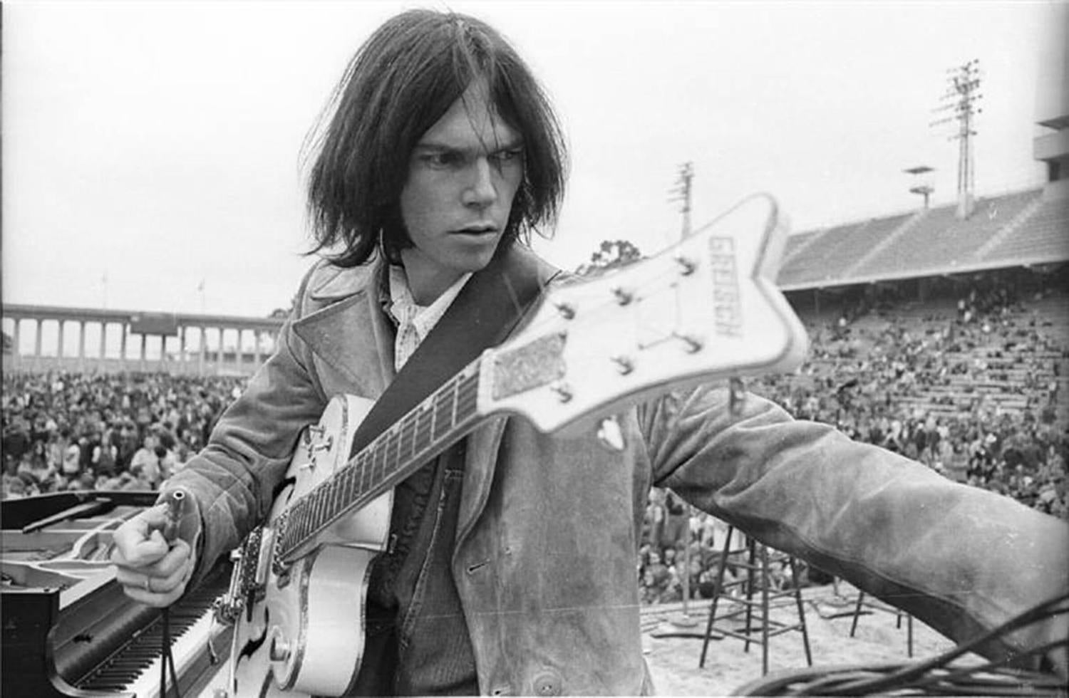 Neil Young CSNandY Z