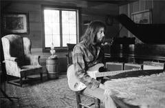 Neil Young at Piano, 1971
