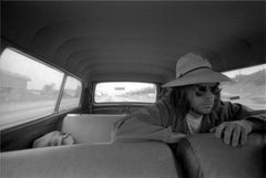Neil Young in the Back Seat