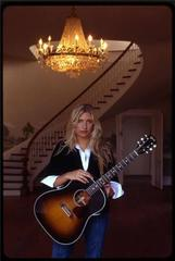 Holly Williams at her Grandfather, Hank Williams' Home
