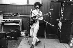 Frank Zappa in the Studio