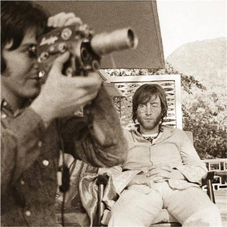 Pattie Boyd Portrait Photograph