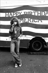 Robert Plant, Chicago, 1977