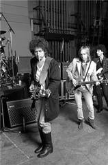 Bob Dylan and Tom Petty, Hollywood, Ca, 1985