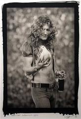 Neal Preston - Robert Plant, San Francisco, CA 1973