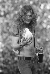 Robert Plant, San Francisco, CA 1973