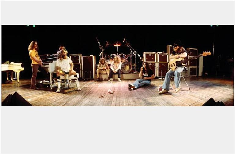 Lynyrd Skynyrd, Atlanta, GA 1975