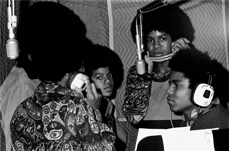 Jackson 5, Los Angeles, CA 1974