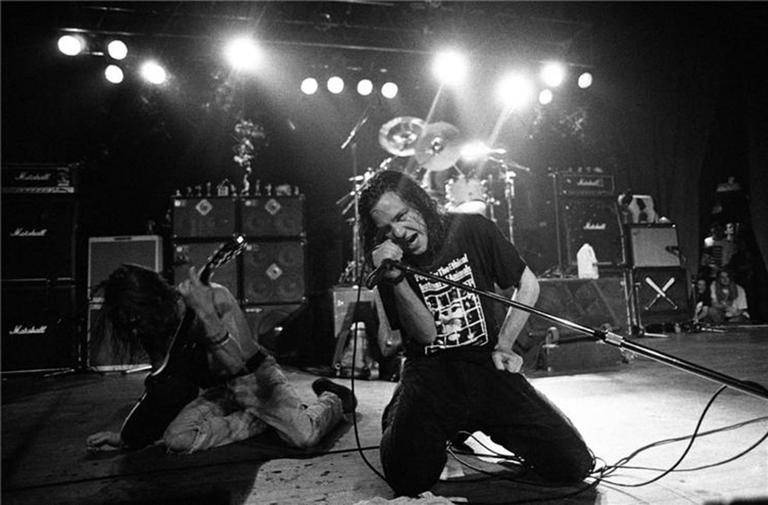 Pearl Jam, Los Angeles, CA 1993