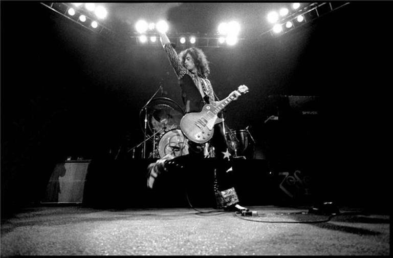 Led Zeppelin 1975