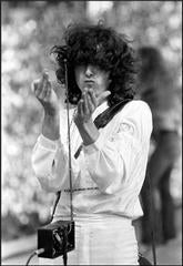 Jimmy Page, San Francisco, CA 1977