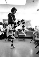 Freddie Mercury, Los Angeles, CA 1977