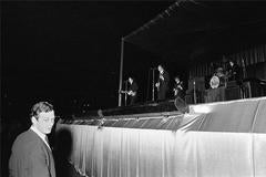 The Beatles with Brian Epstein