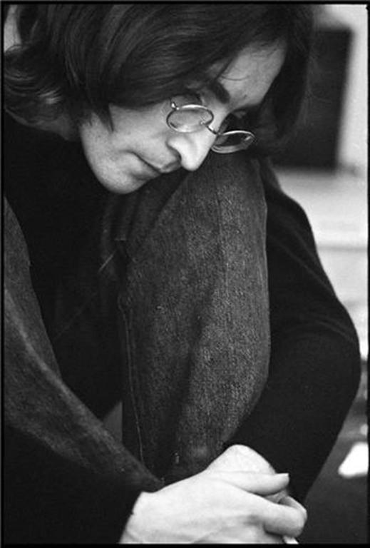 John Lennon, Listening to White Album, 1968