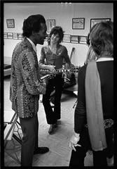 Keith Richards and Chuck Berry