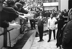 Rolling Stones & Crowd
