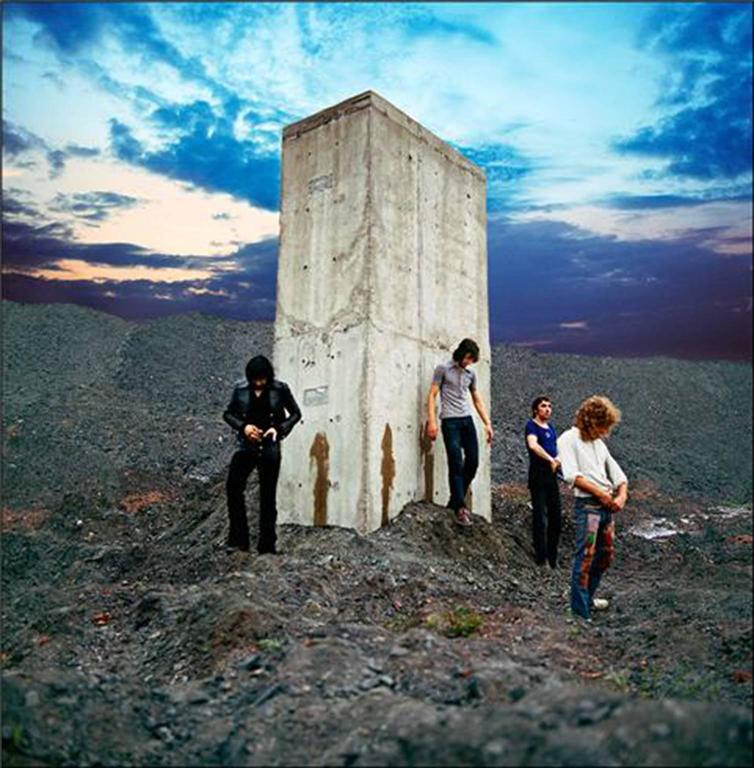 """The Who, """"Who's Next"""" Album Cover, 1971"""