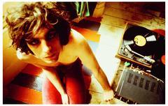 Syd Barrett & Record Player, 1969
