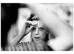 David Bowie, Makeup Close-Up, United Kingdom Tour 1973