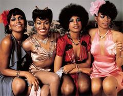 Pointer Sisters London, England 1973