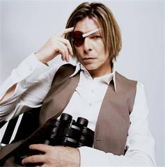 David Bowie, 2002
