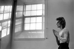 David Bowie, Praying By Windows, Scotland, Summer 1973