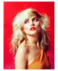 Pink Debbie Harry NYC 1978